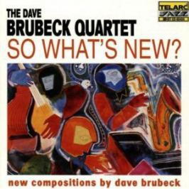 CD Dave Brubeck : So What's New