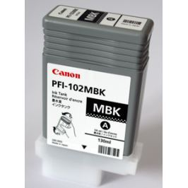 Canon Ink Cartridge PFI-102MB Matte Black