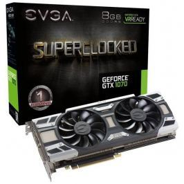 EVGA GeForce GTX 1070 SC Gaming ACX 3.0, 8192 MB GDDR5