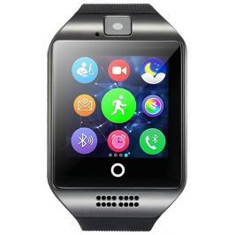 "IMMAX chytré hodinky SW7/1.56"" LCD/MTK6260/128MB RAM/64MB/micro SIM/micro USB/BT"