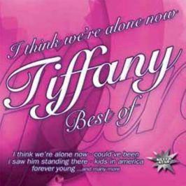 CD Tiffany : Best Of Tiffany