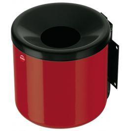 Hailo Nástěnný popelník  ProfiLine easy 1,2, Červená