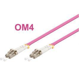Opticord OPTIX LC-LC Optický patch cord 50/125 15m OM4 duplex