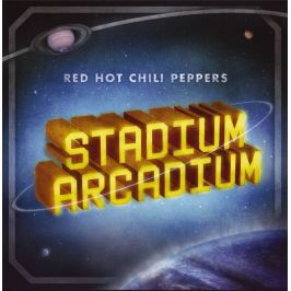 Red Hot Chili Peppers : Stadium Arcadium 4LP