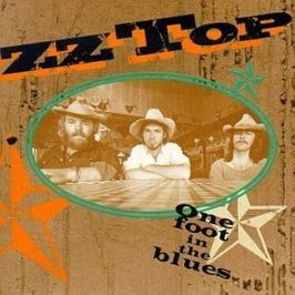 CD ZZ Top : One Foot In The Blues