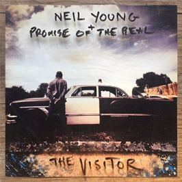 Young,Neil+Promise Of The Real : Visitor CD digipack