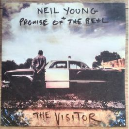 Neil Young & Promise Of The Real : Visitor LP
