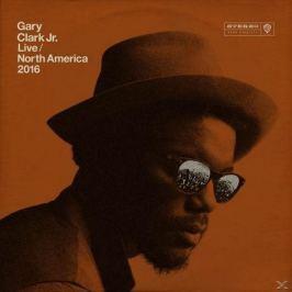 CD Gary Jr. Clark : Live North America 2016