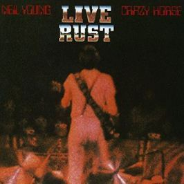 Neil Young - Live Rust LP
