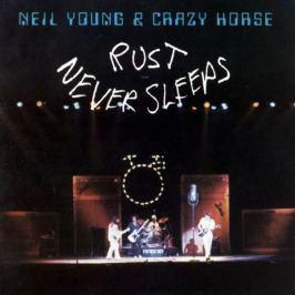 Neil Young / Crazy Horse - Rust Never Sleeps LP