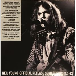 Neil Young - American Stars'n'bars LP