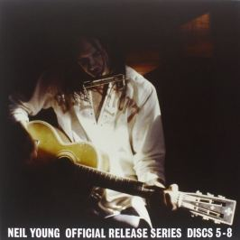 Neil Young : Official Release LP
