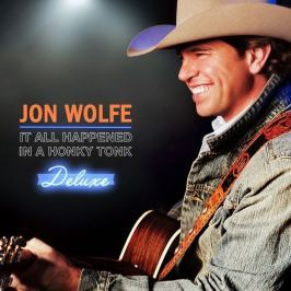 CD Jon Wolfe : Ai All Happened In A Honky Ton