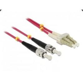 Opticord LC-ST 50/125? 2m duplex MM OM4