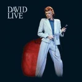 CD David Bowie : David Live