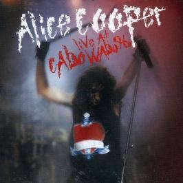 CD Alice Cooper : Live At Cabo Wabo 96