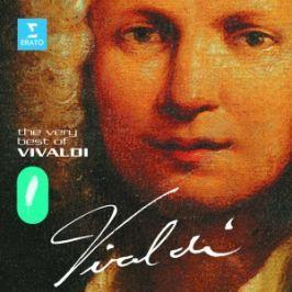 CD Antonio Vivaldi : The Very Best of Vivaldi