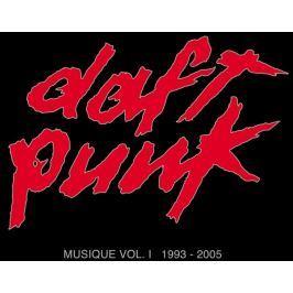 CD Daft Punk : Musique Vol.1 (1993-2005)