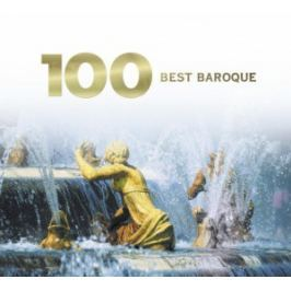 CD 100 Best Baroque