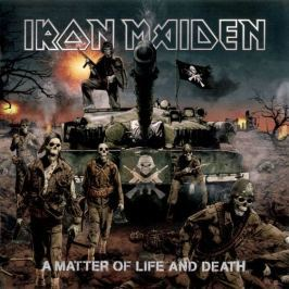 CD Iron Maiden : A Matter Of Life And Death