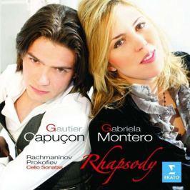CD Rachmaninov / Prokofiev - Capucon - Montrero : Cello Sonatas