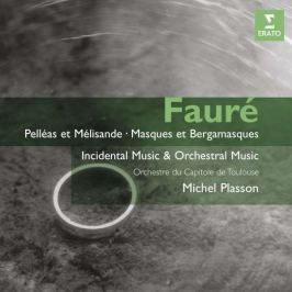 CD Fauré - Plasson : Orchestral Works