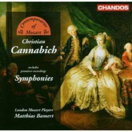 CD Cannabich - Bamert : Symfonie