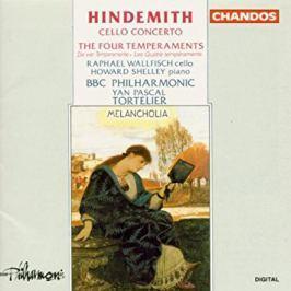 CD HINDEMITH - TORTELIER / CELLO KON,THEMA A 4