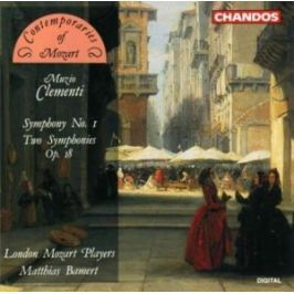 CD Clementi : SYMFONIE 1,2 (Bamert)