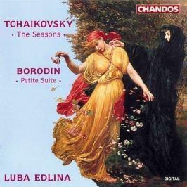 CD Tchaikovsky / Borodin - Edlina: Seasons