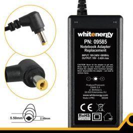 WHITENERGY napájecí zdroj 19V/3.42A 65W konektor 5.5x2.5mm