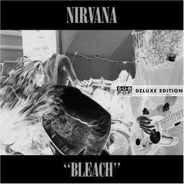 CD Nirvana : Bleach (Deluxe Edition)