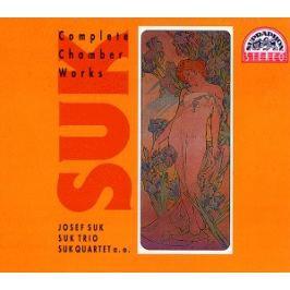 CD Josef Suk : Complete Chamber Works