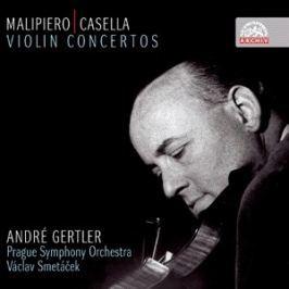 CD André Gertler : Koncert pro housle a orchestr