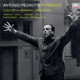 CD Antonio Pedrotti : Antonio Pedrotti in Prague 3