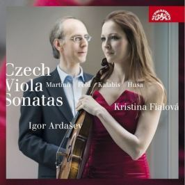 CD Martinů / Kalabis /Husa / Feld : České Violové Sonáty