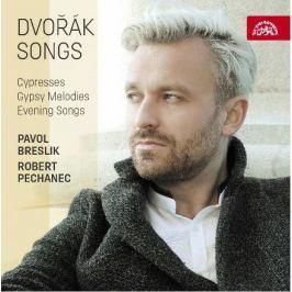CD Antonín Dvořák : Cypřiše, Písně večerní, Cigán