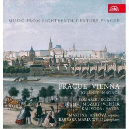Tomášek / Koželuh / Rösler / Mozart / Voříšek / Kalivoda / Haydn : Písně současn