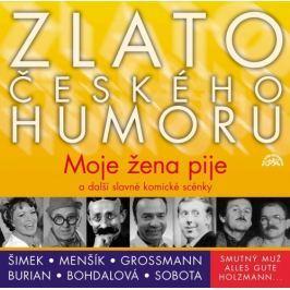 CD Zlato českého humoru