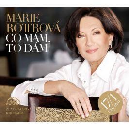 Marie Rottrová : Co mám, to dám (17CD+DVD) BOX