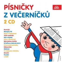 CD Písničky z večerníčků 2