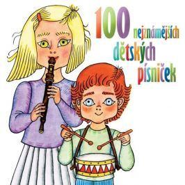 CD 100 nejznámějších dětských písniček 2
