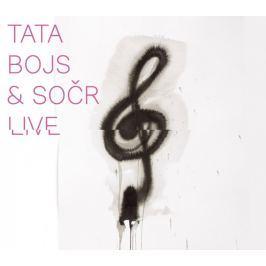 CD Tata Bojs & SOČR : Live