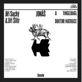 CD Jiří Suchý & Jiří Šlitr : Jonáš a tingltangl / Jonáš a doktor Matrace