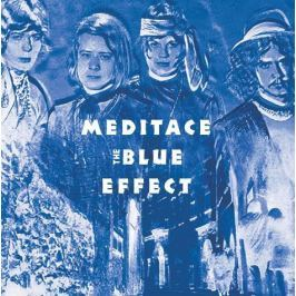 CD Blue Effect : Meditace