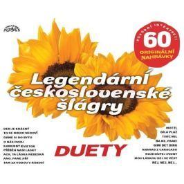 CD Legendarni Ceskoslovenske Slagry:duety