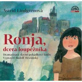 CD Ronja, dcera loupežníka (Astrid Lindgrenová)