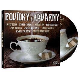 CD Povídky z kavárny (Bass, Poláček, Hašek, Čapek)