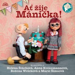 CD Spejbl a Hurvínek : Ať žije Mánička !