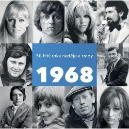 CD 1968 / 50 hitů roku naděje a zrady